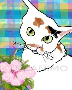 Lorette-floral