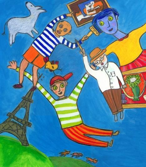 Picasso-Matisse