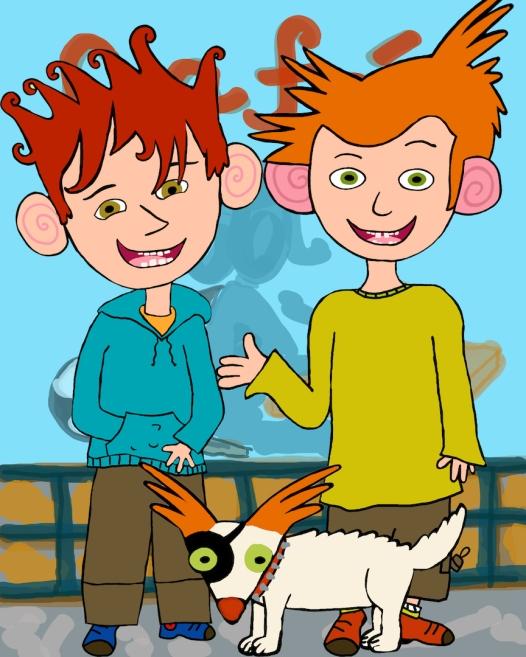 Rictus et Sonick